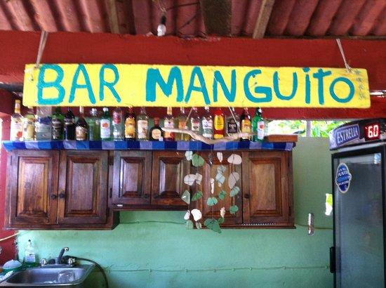 Restaurant el Manguito: This says it all.....