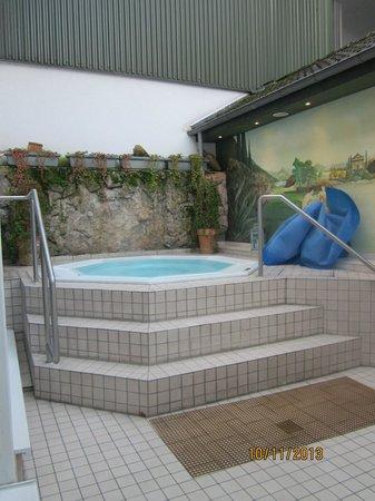 Dorint Seehotel & Resort Bitburg/Südeifel: wellness jacuzzi