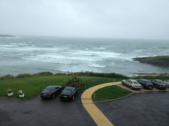 Inchydoney Island Lodge & Spa : view from our room