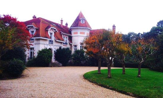 Le Chateau du Clair de Lune: Arrivée au château