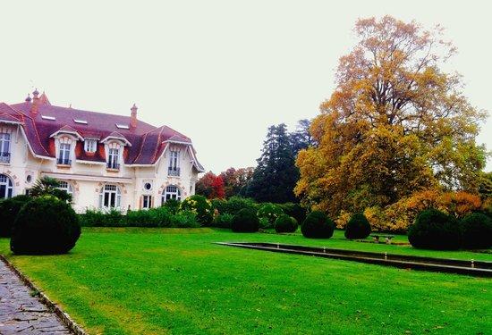 Le Chateau du Clair de Lune: Parc