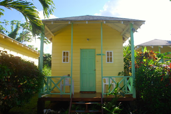 Hotel Jamaican Colors: Bungalow