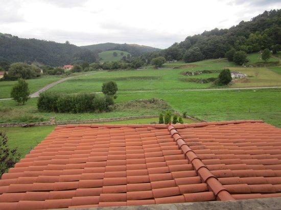 Posada La Anjana: View from our window