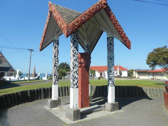 Ohinemutu: a maori structure
