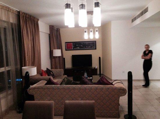 Dusit Residence Dubai Marina : Комната 1204