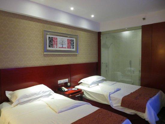 Luoyang Grand Hotel: номер