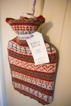 The Porch House: Hot Water Bottle
