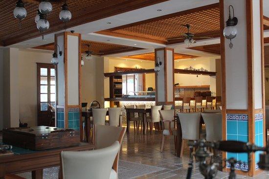 Konak Tuncel Efe : iç restaurant