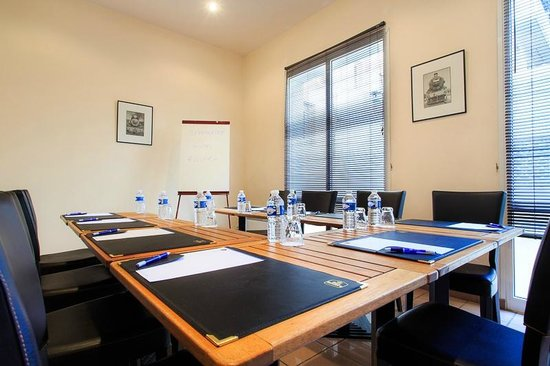 BEST WESTERN Hotel Riviera by HappyCulture: Conference Room