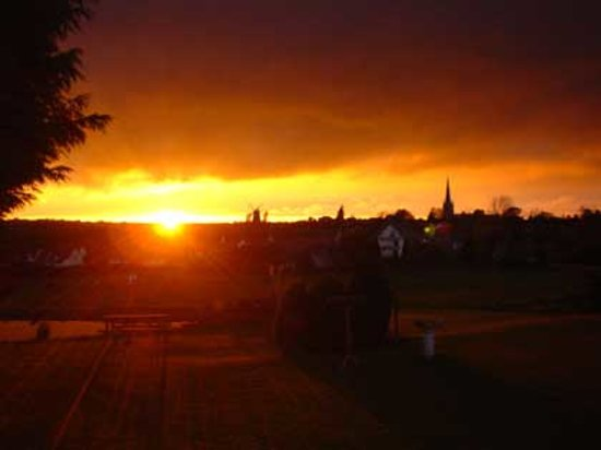 Thaxted Bed & Breakfast: View