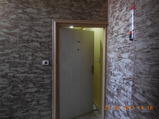 Hotel Hayat Rabbani: front view of Room 308