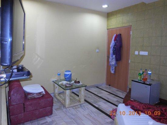 Hotel Hayat Rabbani: Inner view of Room 308