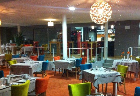 Hotel Restaurant Ker Mor : Salle de retaurant