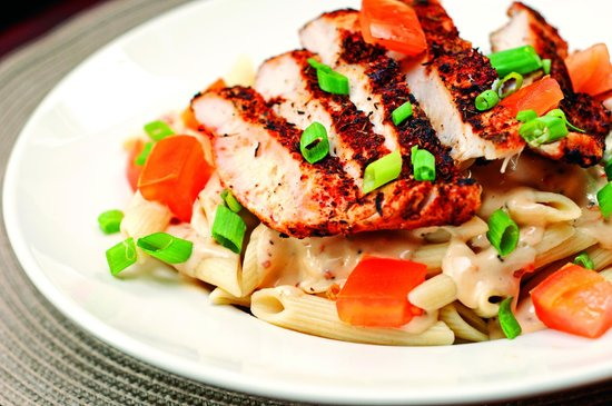The Boiler Room Steak House: Cajun Chicken Pasta