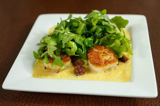 The Cooke House: Sea Scallops