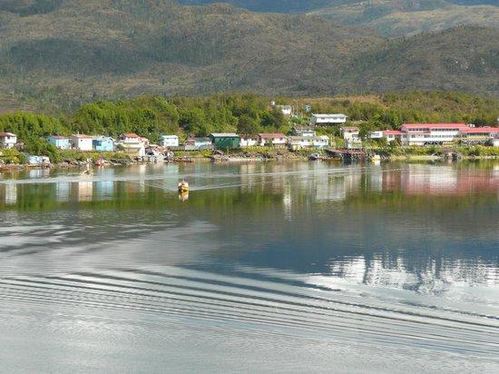 Navimag: Puerto Eden