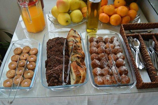 Deniz Houses Hotel: best cakes