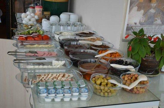 Deniz Houses Hotel: breakfast