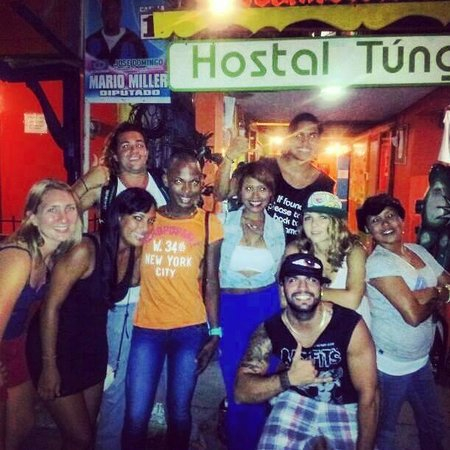 Calipso Hostel : Tungara Hostal!
