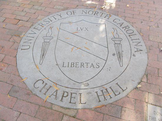 University of North Carolina: School Seal