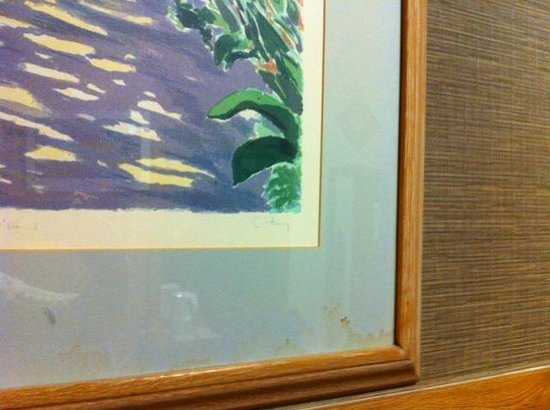 Huttons Hotel: Décoration pas en pleine forme
