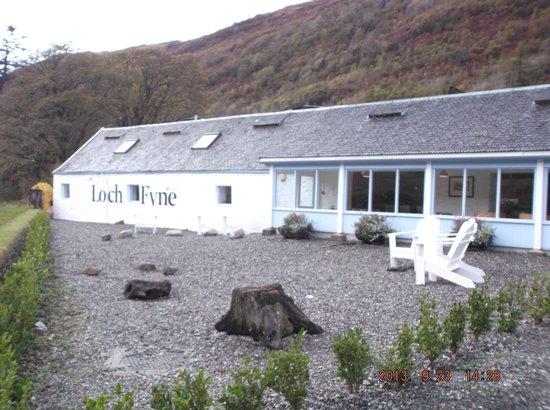 Loch Fyne Oyster Bar Cairndow: loch Fyne Oyster restaurant and bar