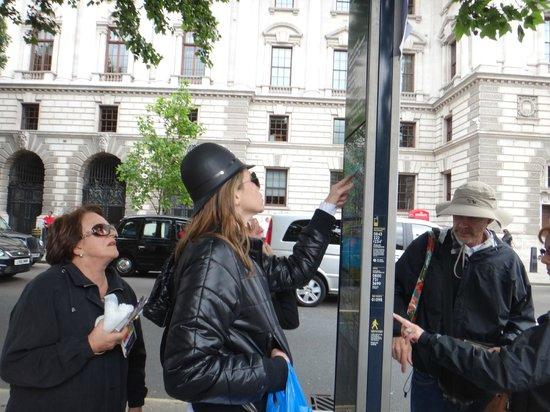 Club Quarters Hotel, Trafalgar Square : troca da guarda