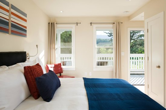 Olea Hotel: Hillside Queen Room