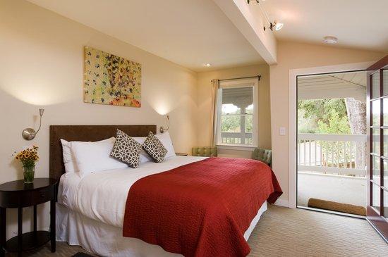 Olea Hotel: Hillside King Room