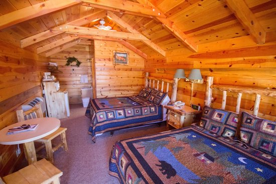 Bryce Canyon Country Cabins : Zimmer