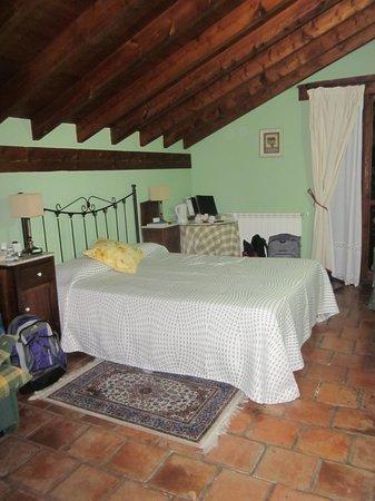 Hotel Posada La Casa de Frama: Our gorgeous room