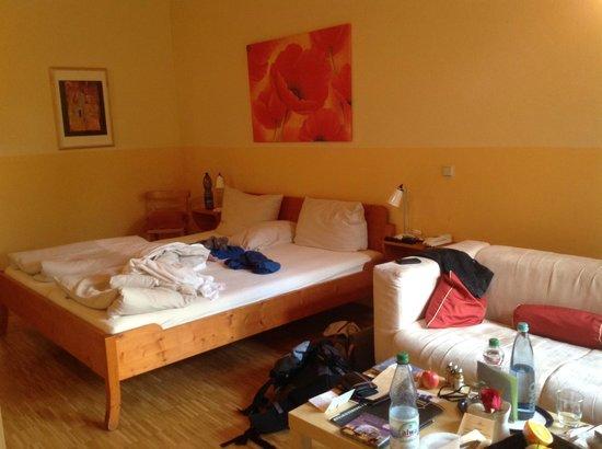 Hotel Hofgut Imsbach: Zimmer