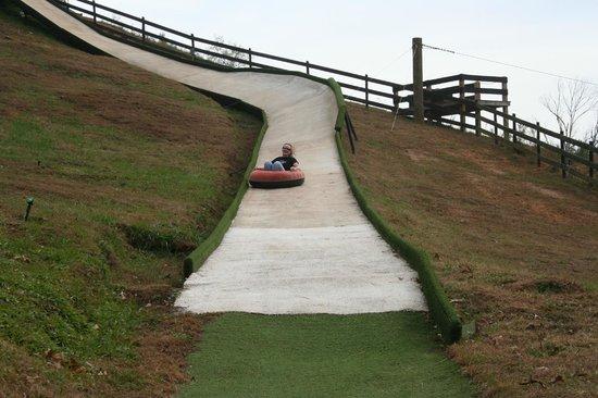 Cherokee Valley Ranch: Lot of thrills!
