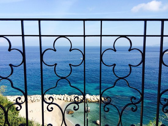 Capri Inn : view from balcony