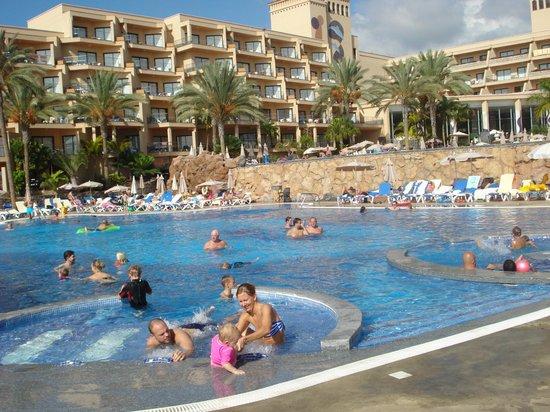 ClubHotel Riu Buena Vista : piscine chauffé