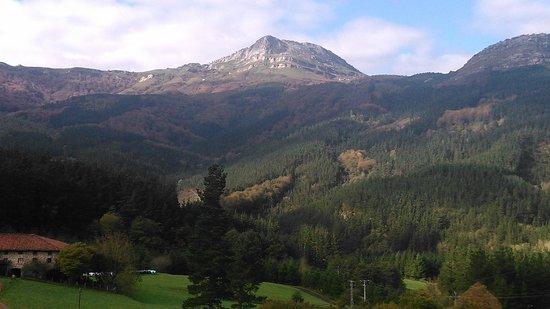 Hotel & Spa Etxegana: calma en el valle