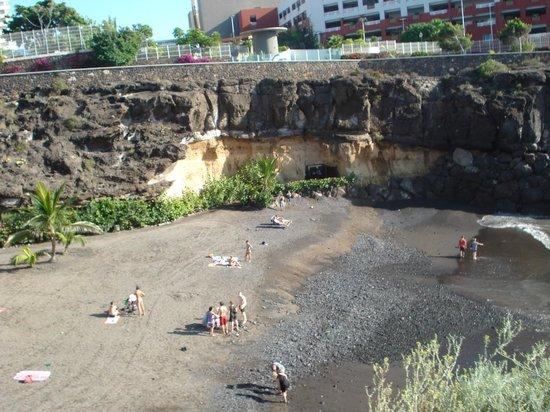 ClubHotel Riu Buena Vista : piscine sable noire