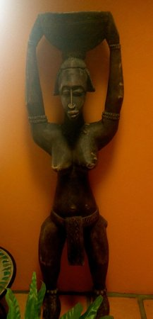 Africa and Beyond: Senufo Statue Ivory Coast