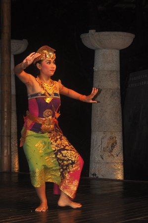 Novotel Bali Benoa: Dança balinesa