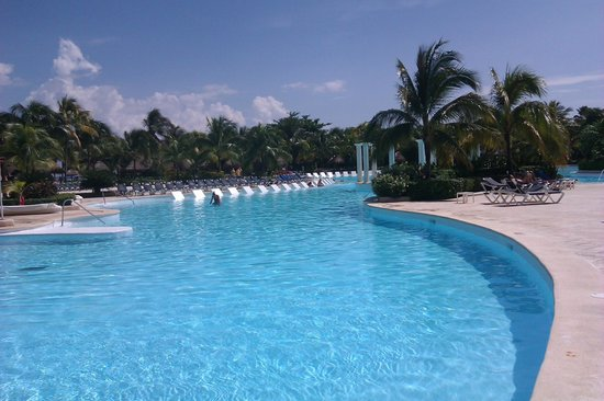 Grand Palladium White Sand Resort & Spa: Piscina