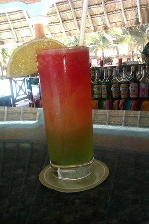 """Grand Palladium White Sand Resort & Spa: Cocktail """"Riviera Maya"""""""