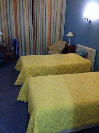 Hotel Million: chambre