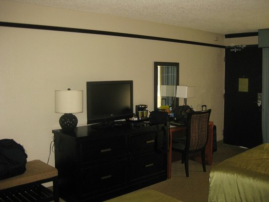 Doubletree by Hilton Orlando at SeaWorld: Zimmer