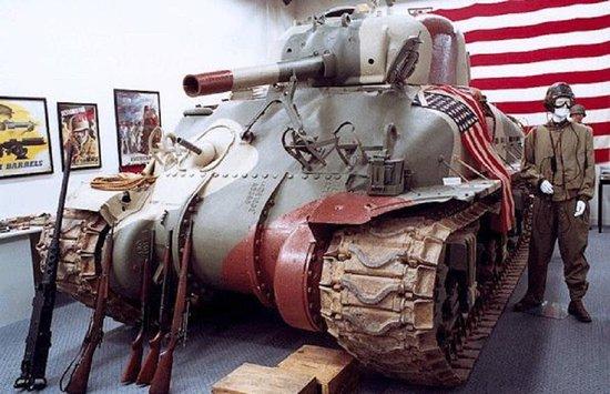 Museum Of World War II: Inside Museum 3