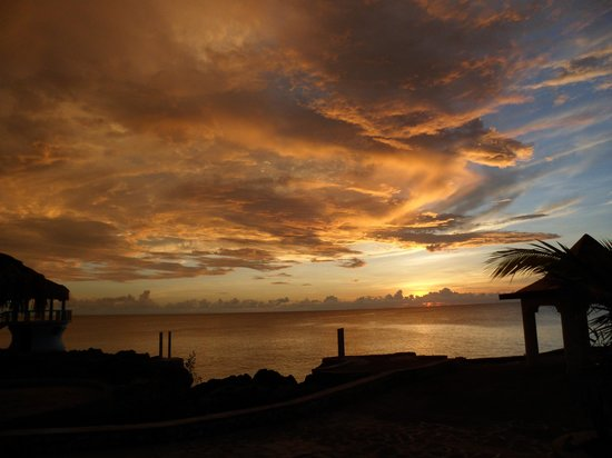 Negril Escape Resort & Spa: Beautiful sunsets