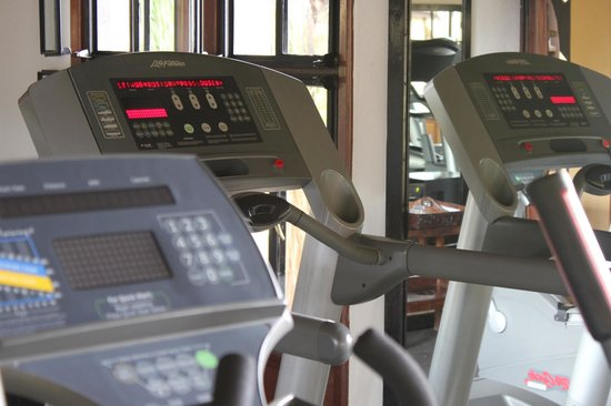 The King Post: Health Club Cardio Room