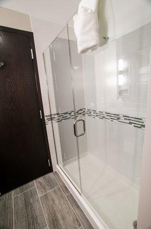Kent State University Hotel & Conference Center: Guest Room Shower
