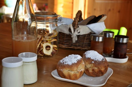 BoisDoré : Petit dejeuner