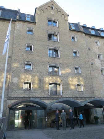 Copenhagen Admiral Hotel: Admiral Hotel-Front Entrance