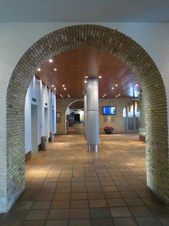 Copenhagen Admiral Hotel: Admiral Hotel-Hallway